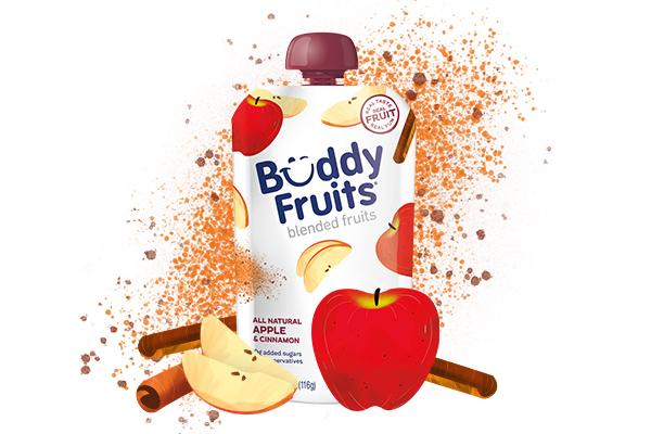 Apple & Cinnamon Big Buddy